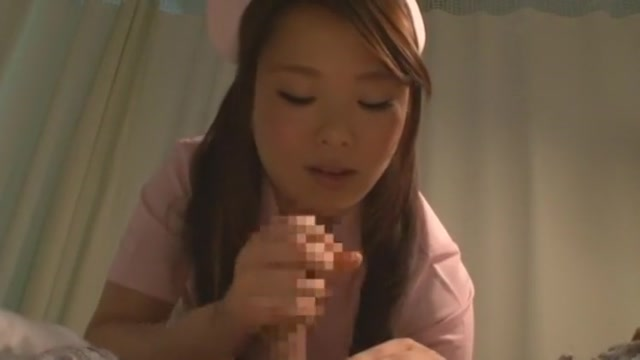 Amazing Japanese whore Aika Yoshihara, Mel Nonomiya, Mifuyu Miyazaki in Horny Nurse/Naasu, Stockings