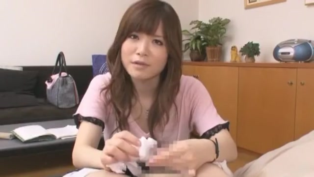 Amazing Japanese chick Rei Kiyomi in Crazy Ass JAV video