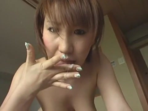 Best Japanese whore Ria Sakuragi, Rina Aina, Koharu in Amazing POV, Blowjob/Fera JAV scene