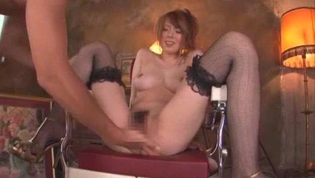 Exotic Japanese chick Yui Hatano in Horny Stockings/Pansuto, MILFs JAV scene