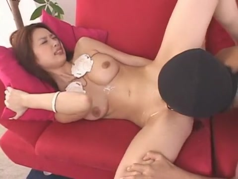 Incredible Japanese model Risa Kasumi in Exotic Cunnilingus, Fetish JAV scene