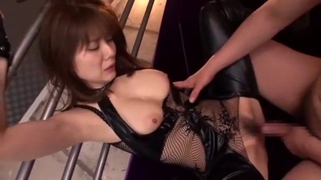 Amazing Japanese slut Yuma Asami in Horny Lingerie, Fetish JAV movie
