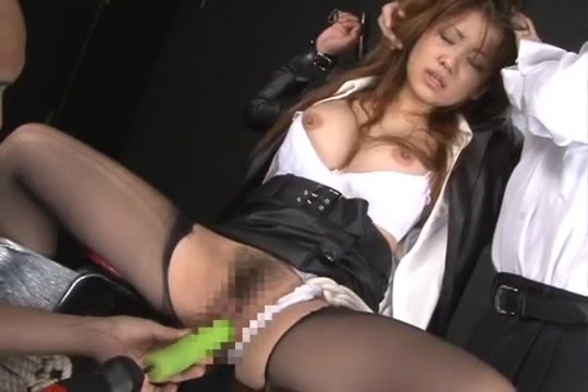 Incredible Japanese girl in Crazy Big Tits, Stockings/Pansuto JAV scene