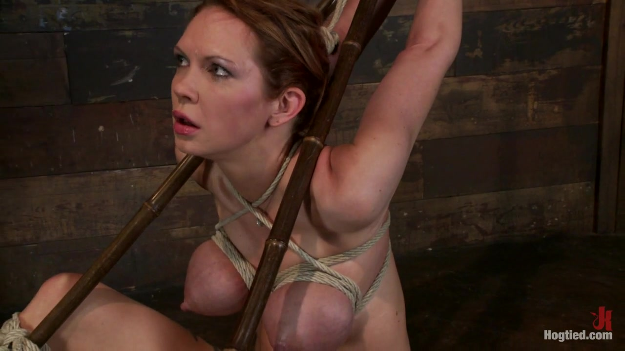 Massive Boobs, A Category 5 Suspension & Skull Fucking.  Brutal Bondage, Devastating Orgasms.  Art -