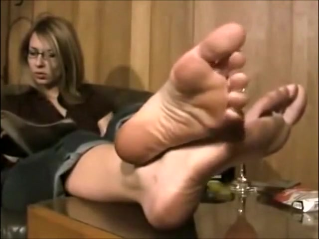 Fabulous amateur Foot Fetish adult video