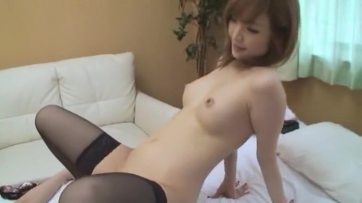 Fabulous Japanese model Riona Suzune in Exotic Small Tits JAV scene