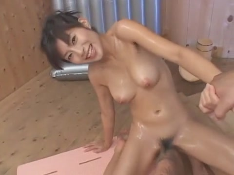 Exotic Japanese chick Rin Suzuka in Fabulous Fetish JAV movie