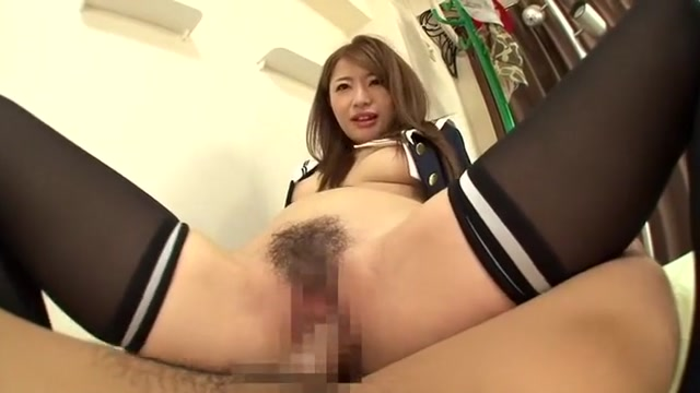 Best Japanese slut Saki Hatsumi in Incredible Stockings/Pansuto JAV video