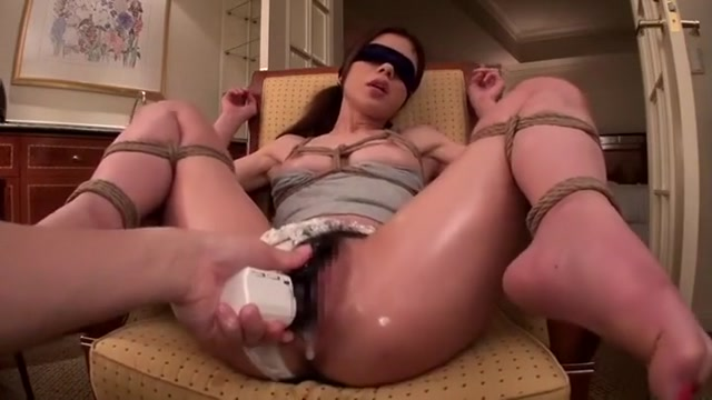 Crazy Japanese model Ren Aizawa in Best Masturbation/Onanii, BDSM JAV video