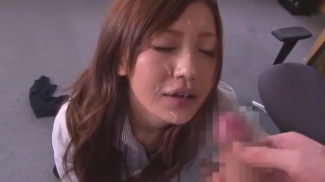 Fabulous Japanese chick Nana Konishi in Exotic Group Sex, Cunnilingus JAV scene