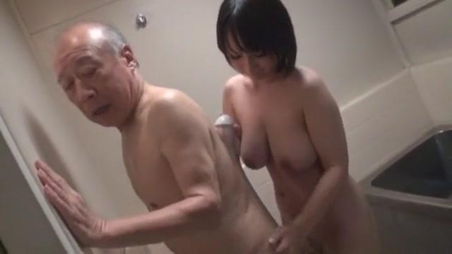 Crazy Japanese slut Yuuna Hoshisaki, Yuki Maeda in Fabulous Big Tits, Blowjob/Fera JAV clip
