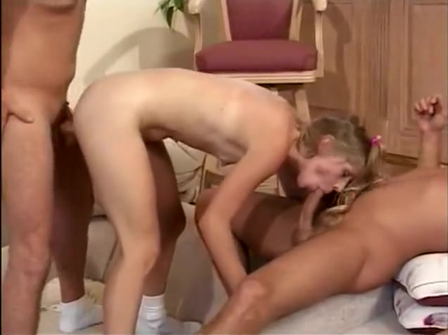 YOUNG AND ANAL 20 - Scene 1