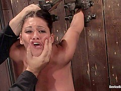 Miss Jade Indica in Jade Indica  How fast can a Fucking Machine fuck? - DeviceBondage