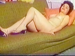 Incredible Japanese girl in Hottest Retro, Striptease JAV scene