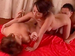 Fabulous Japanese model Risa Coda in Exotic Rimming, Cunnilingus JAV video