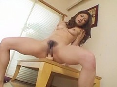 Amazing Japanese chick Akira Saijo in Fabulous Lingerie, Masturbation JAV video