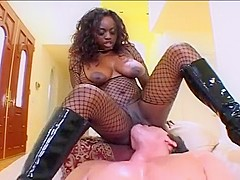 Jada Fire Rides The Great White Rod