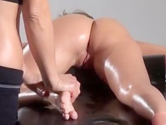 Hottest Japanese whore in Fabulous Massage, Babe JAV clip