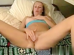Date Her On Milf-Meet.Com - Chesty Milf Kylie Rubbing