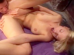 Naughty Girl Takes An Anal Stretching