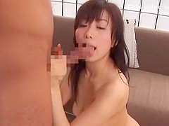 Exotic Japanese girl Hina Hanami in Hottest Swallow, Dildos/Toys JAV clip