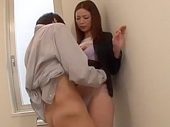 Incredible Japanese whore Risa Kasumi in Horny Blowjob, Big Tits JAV movie
