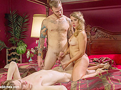 Bella Wilde & Christian Wilde & Kam Rider in Cuckold Of Convenience - DivineBitches
