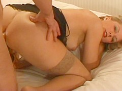 Amazing Japanese girl in Fabulous Double Penetration, Anal JAV video