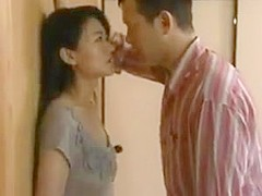Incredible Japanese model in Horny Wife, MILF JAV clip
