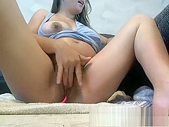 Webcam Solo Busty Pregnant Melissa 25 years