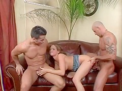 Crazy Ass, Threesome adult movie