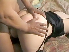 Crazy Amateur record with Mature, Ass scenes
