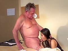 Fabulous Doggystyle, Blowjob porn movie