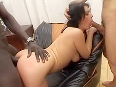 Crazy Anal, Interracial adult video