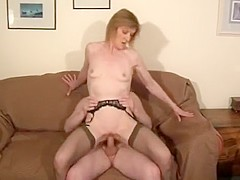 Best Amateur clip with Cunnilingus, Stockings scenes