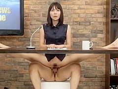 Exotic Cumshot, Fetish porn scene