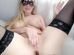 Amateur black with big boobs