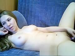 Sexy Arianna Armani hot solo masturbation action