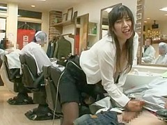 Hottest Japanese girl Azusa Nagasawa in Best Public, POV JAV movie