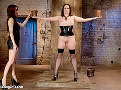 Day 3 - dolly meatsPrincess Donna and Maitresse Madeline Take Their Turn - TheTrainingofO