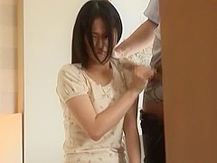 Exotic Japanese chick Ai Wakana in Horny Fingering, Squirting JAV movie