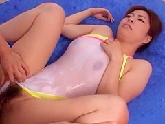 Hottest Japanese model Miu Aikawa in Horny Cunnilingus, Couple JAV video
