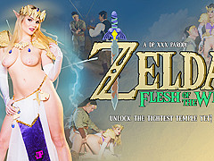 Katy Jayne & Ryan Ryder in Zelda Flesh of the Wild: A DP XXX Parody - DigitalPlayground