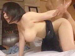 Best Japanese whore Yuuna Hoshisaki in Amazing Cuckold, Cunnilingus JAV clip