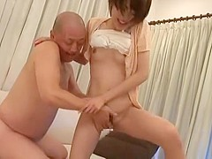 Horny Japanese whore Yuki Natsume in Crazy Skinny, Amateur JAV video