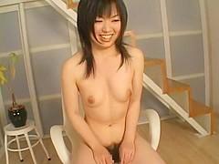 Hottest Japanese slut Sayaka Satomi in Horny Striptease, Masturbation JAV scene