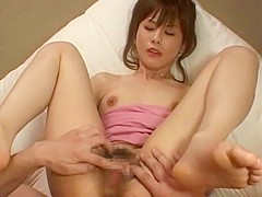 Hottest Japanese slut Hime Kamiya in Exotic Dildos/Toys, POV JAV movie