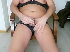 Best Handjob, Bisexual Male porn clip