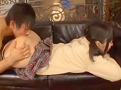 Horny Japanese whore Kana Yume in Best Cunnilingus, Rimming JAV clip