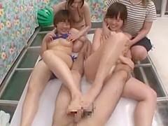 Crazy Japanese model Azumi Mizushima in Hottest Public, Big Tits JAV video